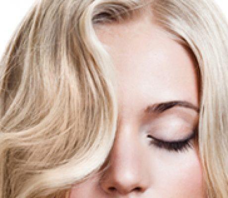 Blond look